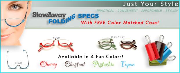 StowAway Specs